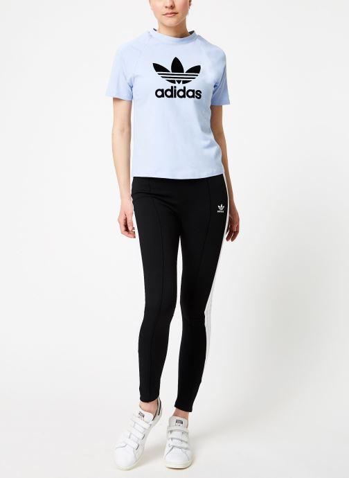 Sarenza365102 Chez Originals Adidas Regular TeebleuVêtements PkiuXZ