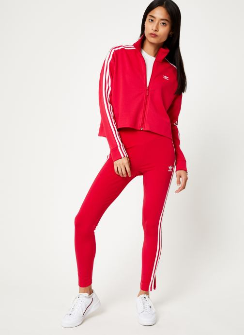 Vêtements adidas originals Tights Rose vue bas / vue portée sac