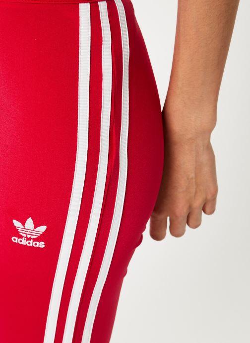 Kleding adidas originals Tights Roze voorkant