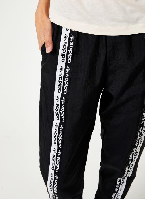 Vêtements adidas originals Track Pants Noir vue face