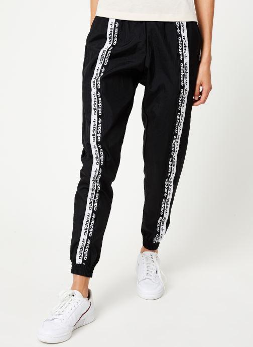 Vêtements adidas originals Track Pants Noir vue détail/paire