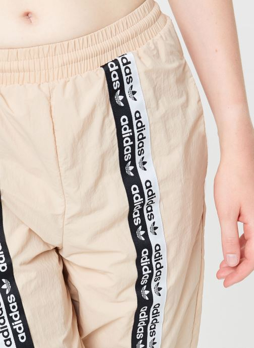Vêtements adidas originals Track Pants Beige vue face