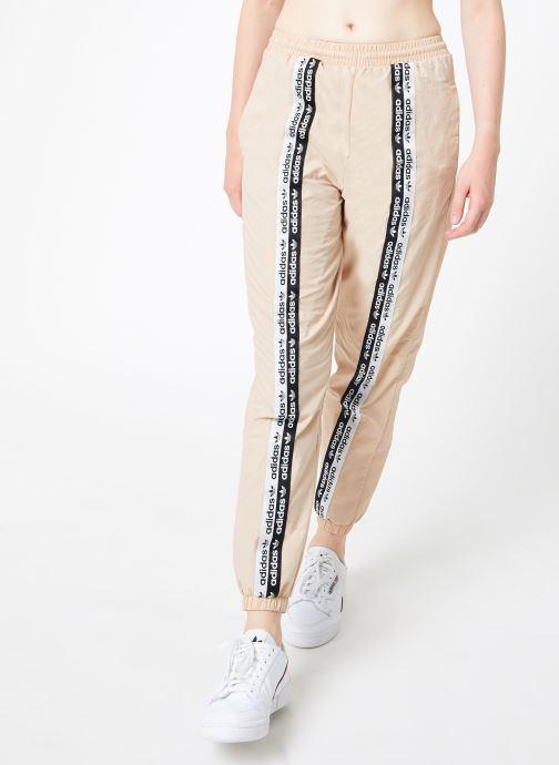 Vêtements adidas originals Track Pants Beige vue détail/paire