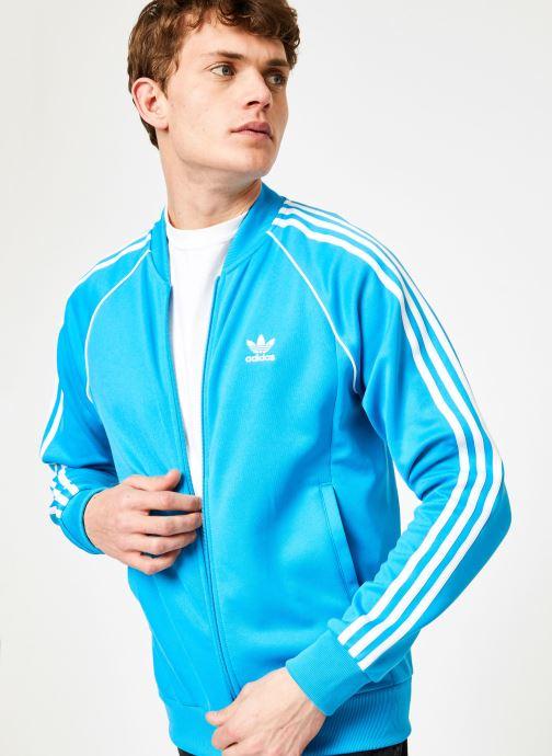 adidas originals Veste de sport - Sst Tt (Bleu) - Vêtements ...