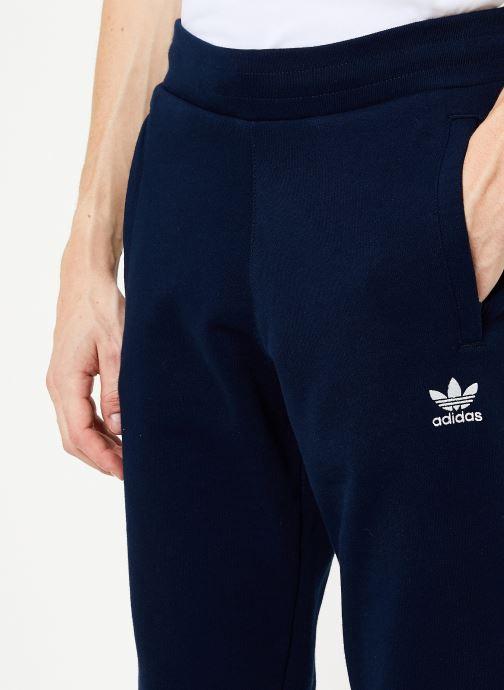 Vêtements adidas originals Trefoil Pant Bleu vue face