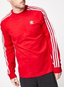 release date: 21e12 0c7de adidas originals 3-Stripes Ls T