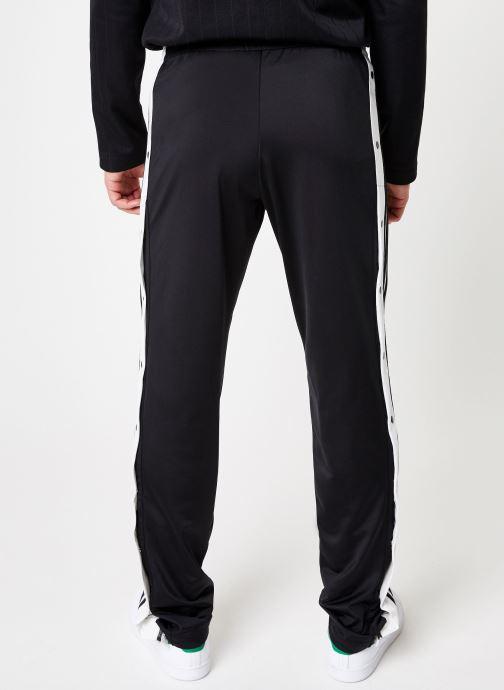 Vêtements adidas originals Snap Pants Noir vue portées chaussures