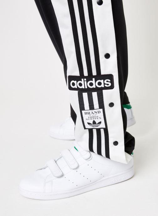 Vêtements adidas originals Snap Pants Noir vue face