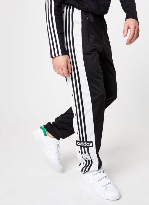 Vêtements adidas originals Snap Pants Noir vue détail/paire