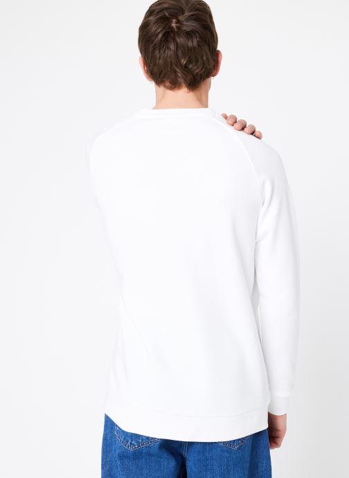blanc Chez Vêtements Crew 365143 Originals Essential Adidas axARn7wF8