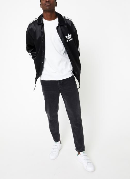 adidas originals Satin Coach (Noir) - Vêtements (365147)