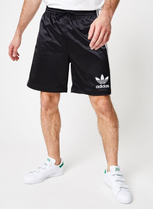 adidas originals Satin Short (Noir) Vêtements chez Sarenza