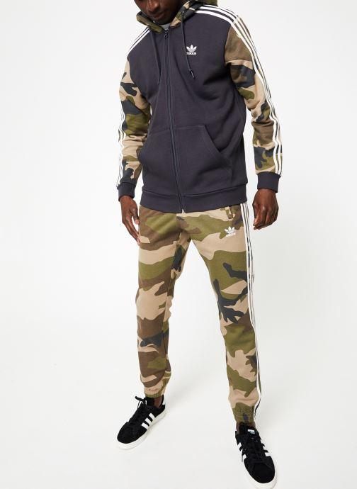 adidas originals Camo Fz Hoody (Noir) - Vêtements (365157)