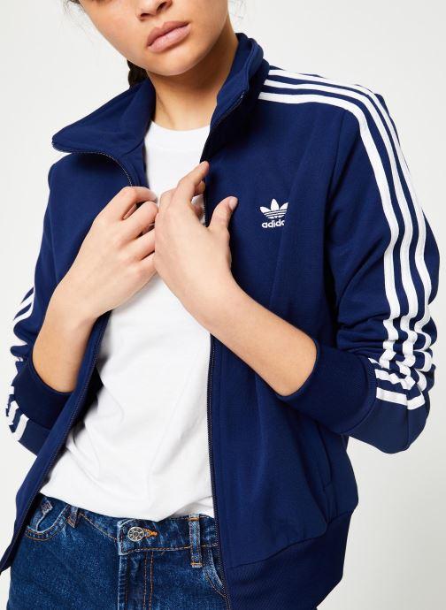 Vêtements adidas originals Tt Bleu vue détail/paire