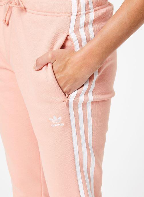 Vêtements adidas originals Regular Tp Cuf Rose vue face
