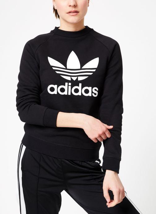 Grande Vente adidas originals Sweatshirt Trf Crew Sweat Noir Vêtements 365189 ydfuH216F5D02KSD Vêtements Femme