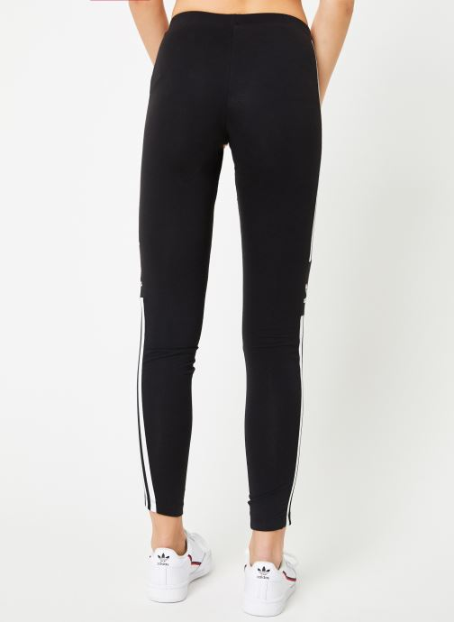 Kleding adidas originals Trefoil Tight Zwart model