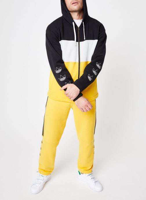 Tøj adidas originals Full Zip Hoody Multi se forneden