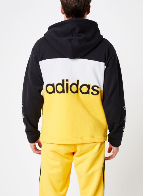 Kleding adidas originals Full Zip Hoody Multicolor model