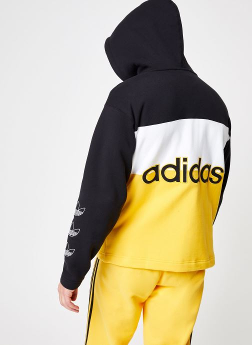 Tøj adidas originals Full Zip Hoody Multi detaljeret billede af skoene