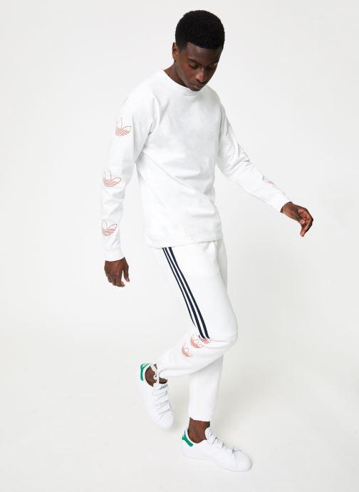Tøj adidas originals Ft Sweatpant Hvid se forneden