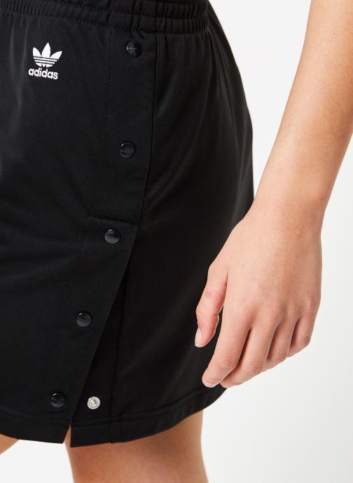 Kleding adidas originals Sc Skirt Zwart voorkant