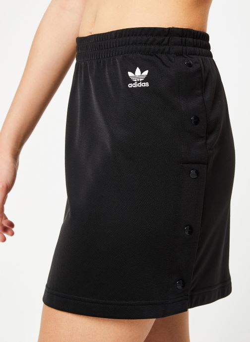 Kleding adidas originals Sc Skirt Zwart detail