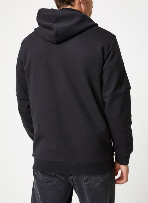 Tøj adidas originals Outline Hoodie Sort se skoene på