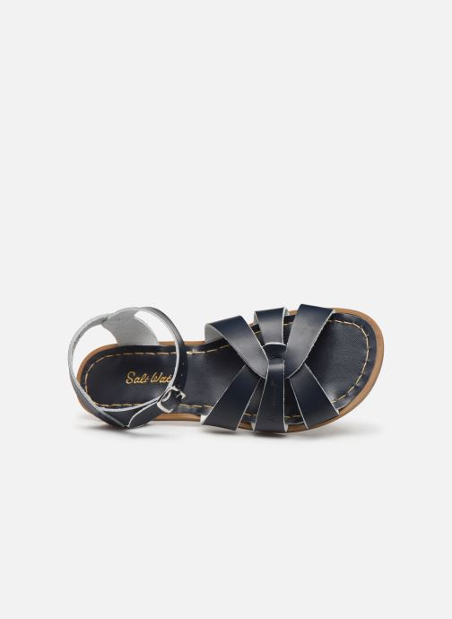Sandalen Salt-Water Original Blauw links