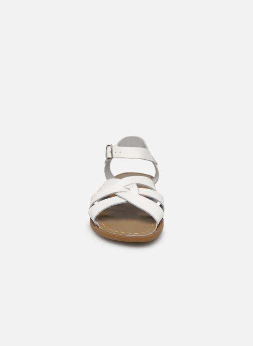 Sandalias Salt-Water Original Blanco vista del modelo