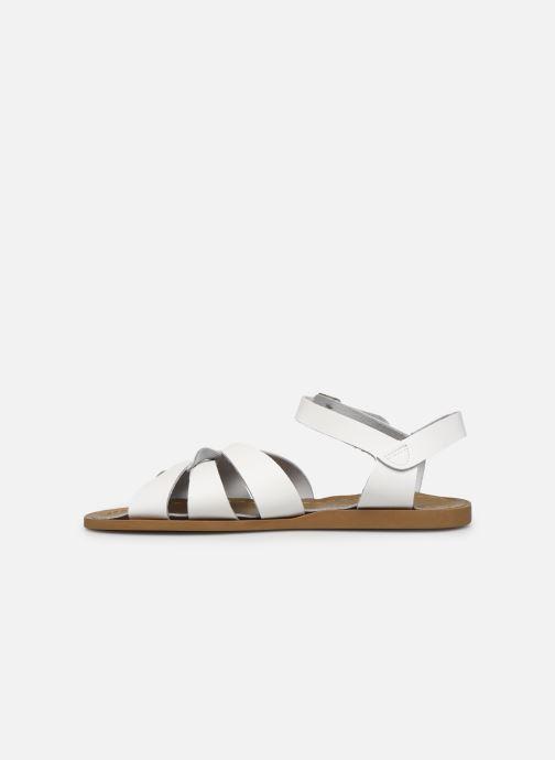 Sandales et nu-pieds Salt-Water Original Blanc vue face