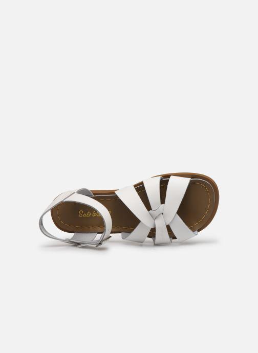 Sandales et nu-pieds Salt-Water Original Blanc vue gauche
