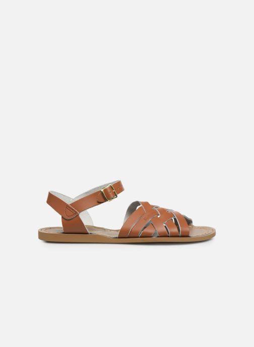 Sandales et nu-pieds Salt-Water Retro Marron vue derrière