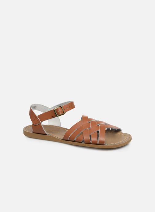 Sandales et nu-pieds Salt-Water Retro Marron vue détail/paire