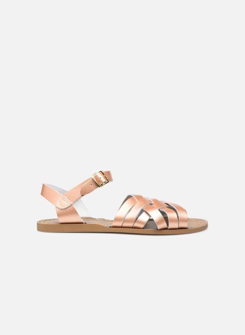 Sandalen Salt-Water Retro rosa ansicht von hinten