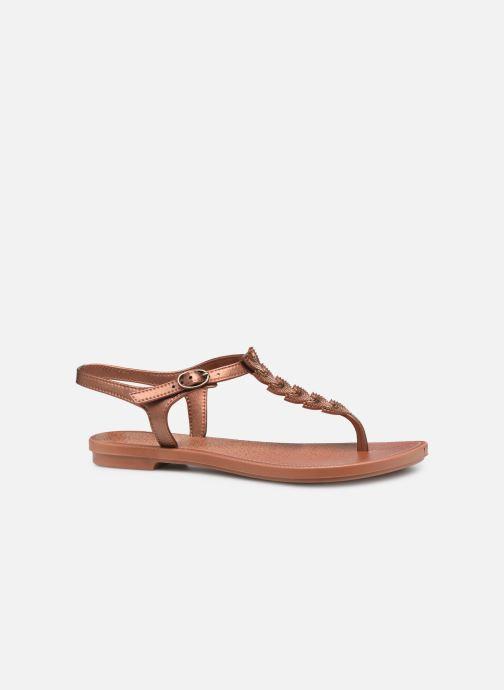 Sandalias Grendha Glamorous Sandal Oro y bronce vistra trasera