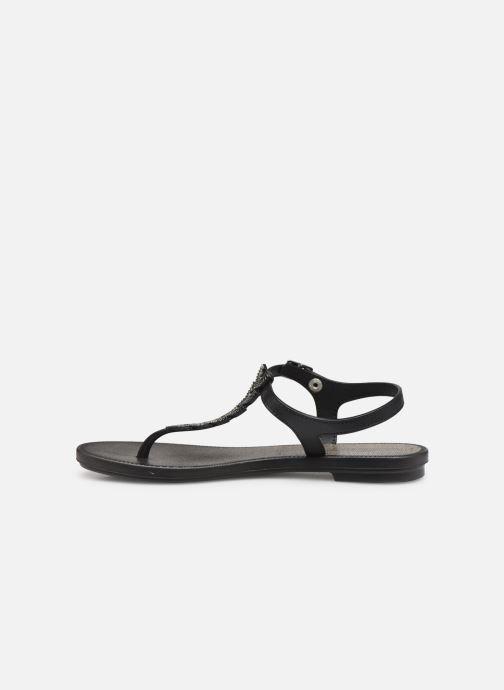 Sandales et nu-pieds Grendha Glamorous Sandal Noir vue face