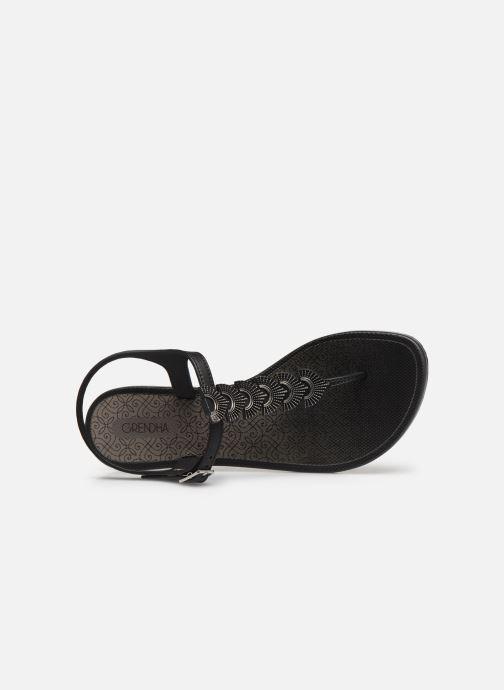 Sandalen Grendha Glamorous Sandal Zwart links