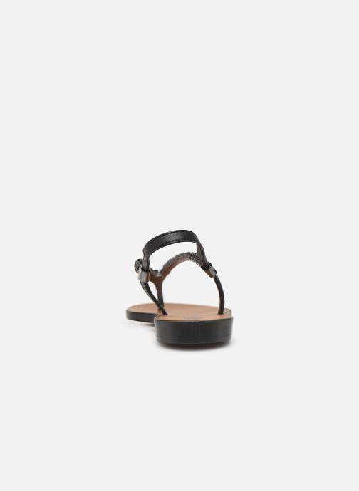 Sandales et nu-pieds Grendha Acai Tropicalia Sandal Noir vue droite