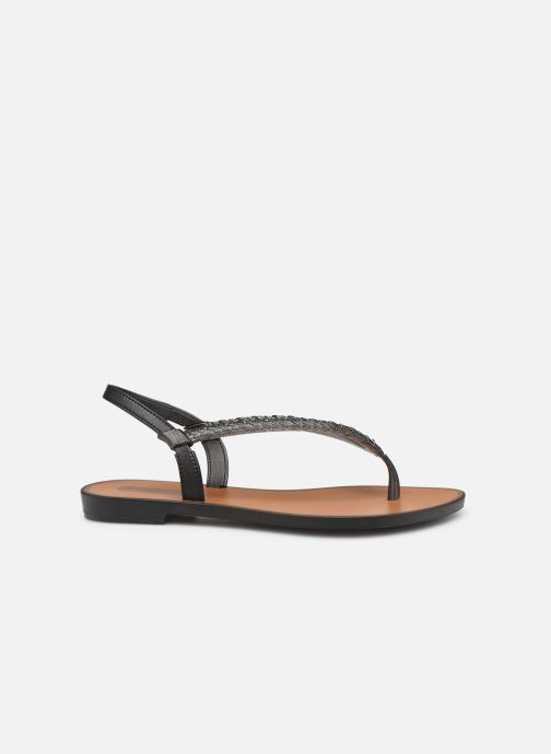 Sandalen Grendha Acai Tropicalia Sandal Zwart achterkant
