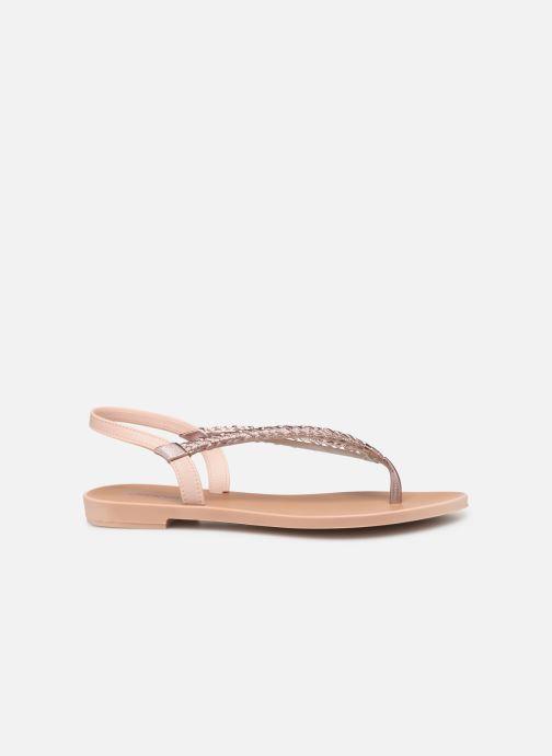 Sandalen Grendha Acai Tropicalia Sandal Roze achterkant