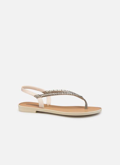 Sandales et nu-pieds Grendha Acai Tropicalia Sandal Or et bronze vue derrière
