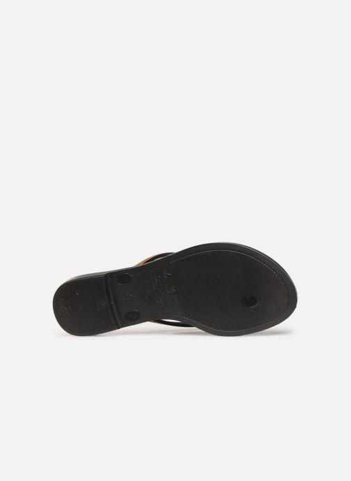 Slippers Grendha Sol Thong Zwart boven
