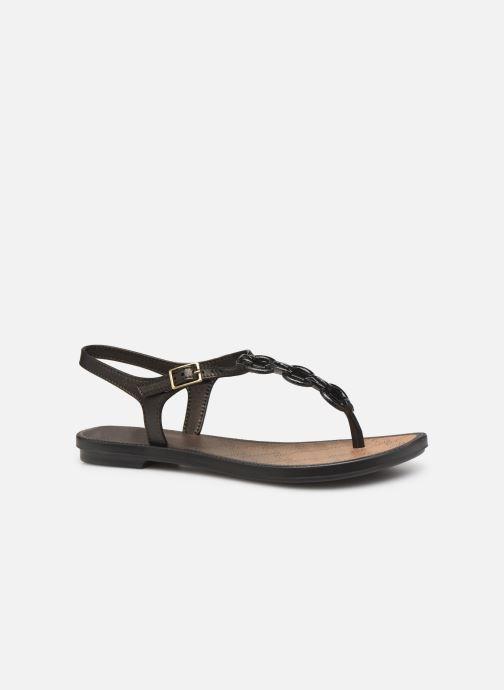 Sandales et nu-pieds Grendha Chains Sandal Noir vue derrière
