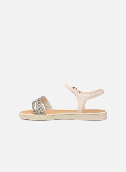 Sandales et nu-pieds Grendha Euforia Sandal Blanc vue face