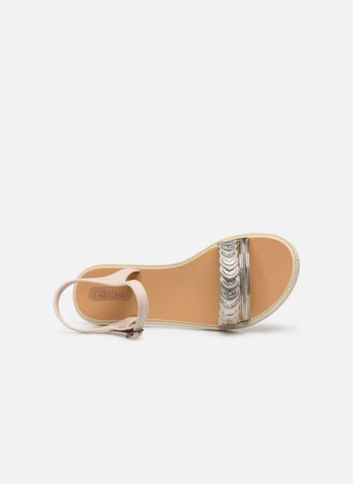 Sandals Grendha Euforia Sandal White view from the left