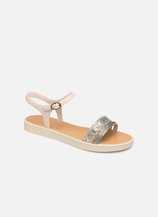 Sandales et nu-pieds Grendha Euforia Sandal Blanc vue détail/paire