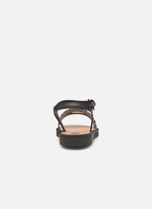 Sandalen Grendha Euforia Sandal Zwart rechts