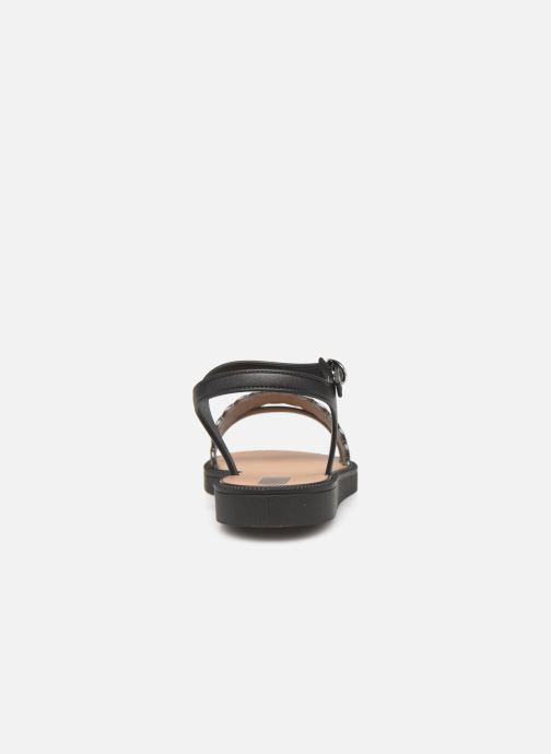 Sandalen Grendha Euforia Sandal schwarz ansicht von rechts