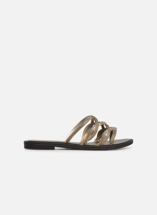Mules & clogs Grendha Preciosidade Slide Bronze and Gold back view